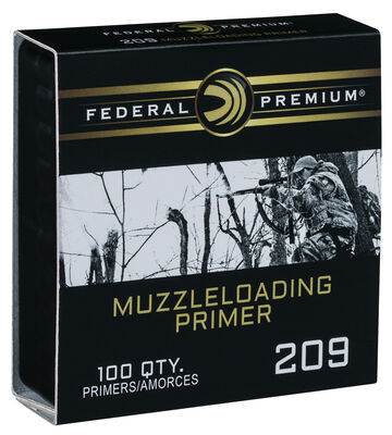 209 Muzzleloading Primer