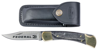 Federal Buck Knife