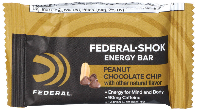 Federal Shok Energy Bars