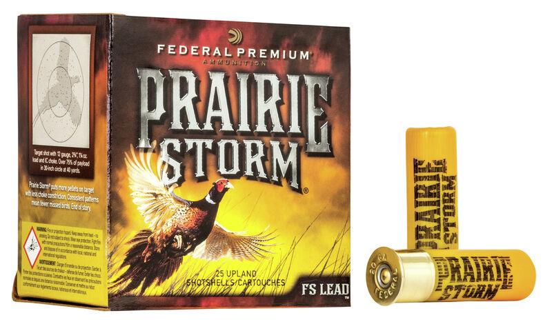 Prairie Storm FS Lead