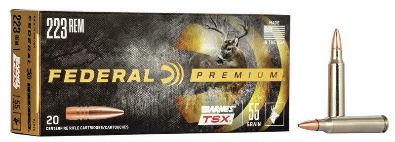 Buy Barnes TSX for USD 30.95 | Federal Premium