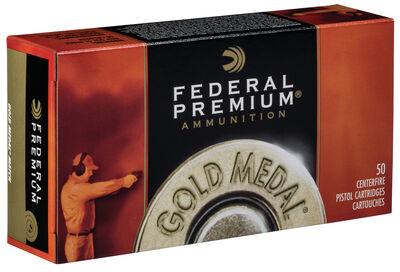 Gold Medal Handgun