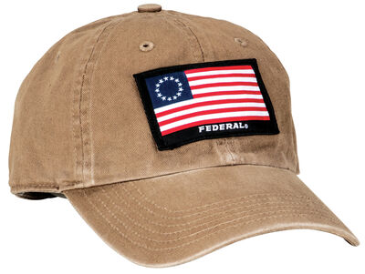 Federal Betsy Ross Chino Hat