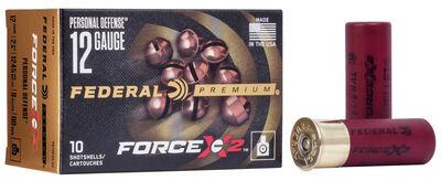 Personal Defense Shotshell Force X2