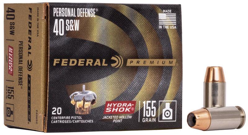 Personal Defense Hydra•Shok