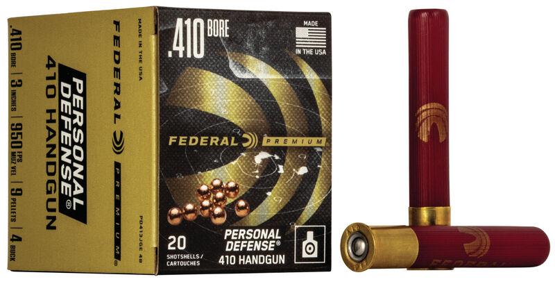 Personal Defense 410 Handgun