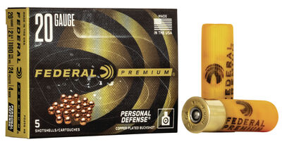 Personal Defense Shotshell
