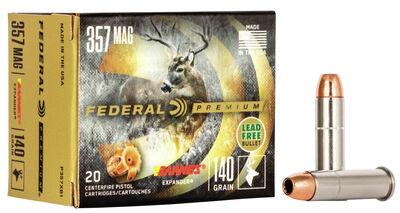 Barnes Expander Handgun