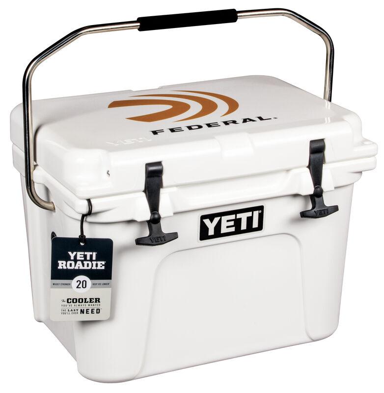Federal/Yeti  Roadie Cooler