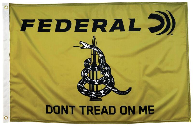 Federal Dont Tread Flag