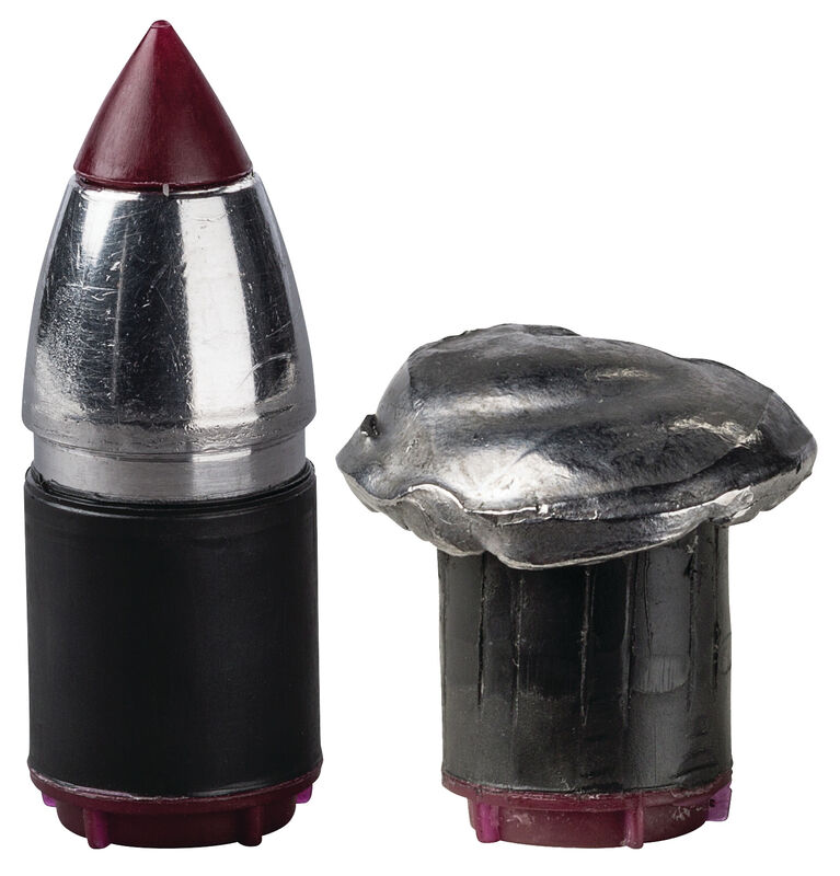 Lead Tipped Muzzleloader Bullet