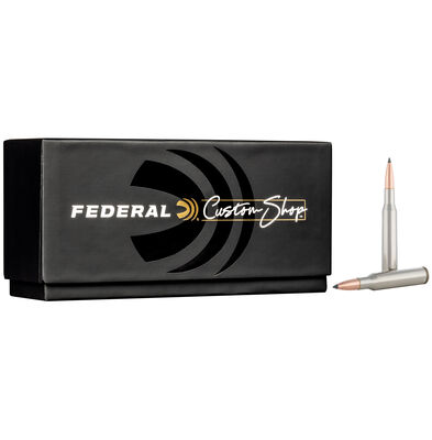 Custom Rifle Ammo 270 Win