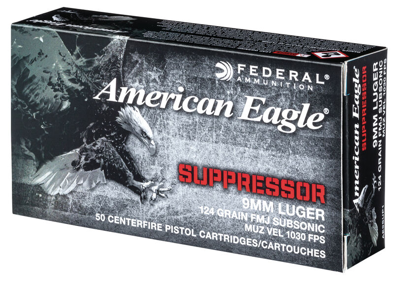Buy American Eagle Handgun Suppressor for USD 20 95 | Federal Premium
