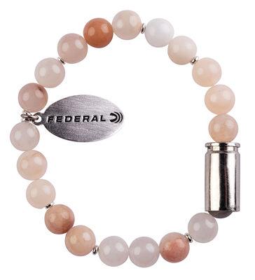 Federal Bullet & Beads Bracelet