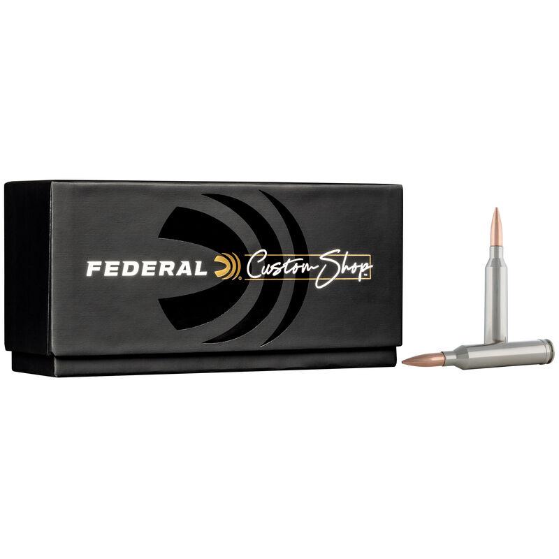 Custom Rifle Ammo 264 Win