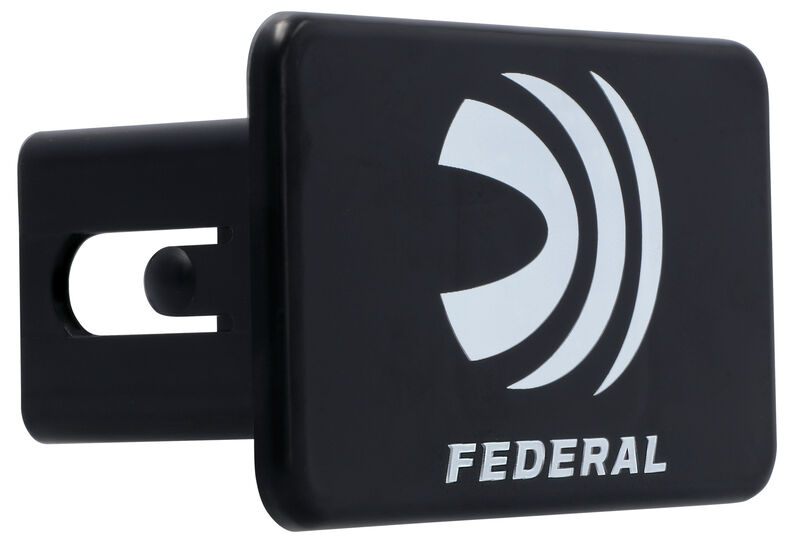 Federal Hitch Cover