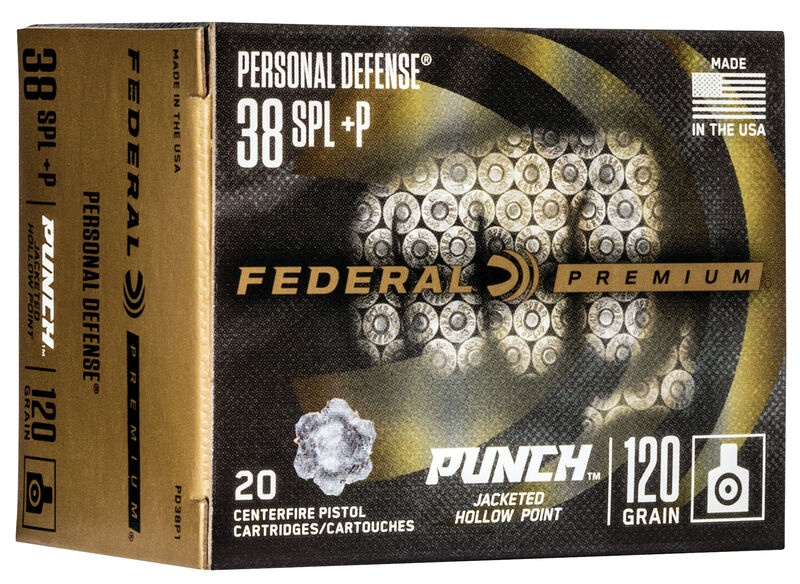 Personal Defense Punch