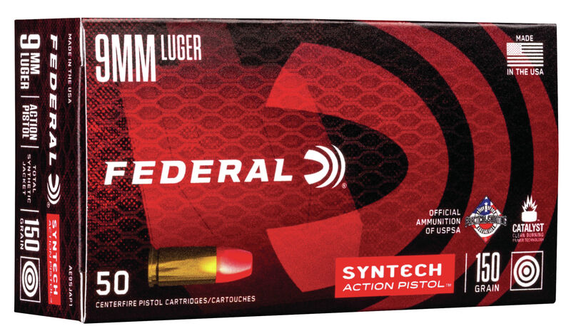 Buy Syntech Action Pistol for USD 20 95 | Federal Premium