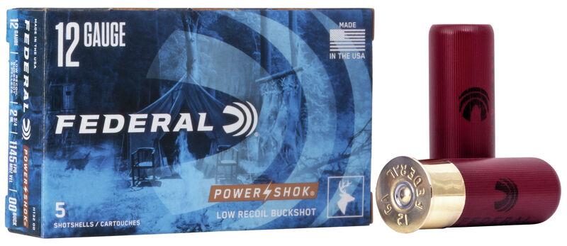 Power-Shok Buckshot - Low Recoil