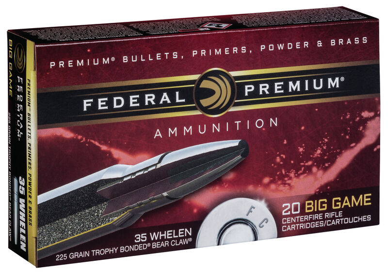 Buy Trophy Bonded Bear Claw for USD 45 95   Federal Premium