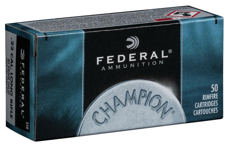 Champion Training - Rimfire