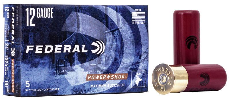 Power•Shok Buckshot