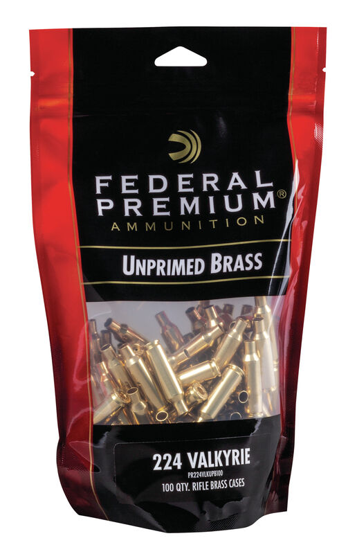 Unprimed Brass-Rifle