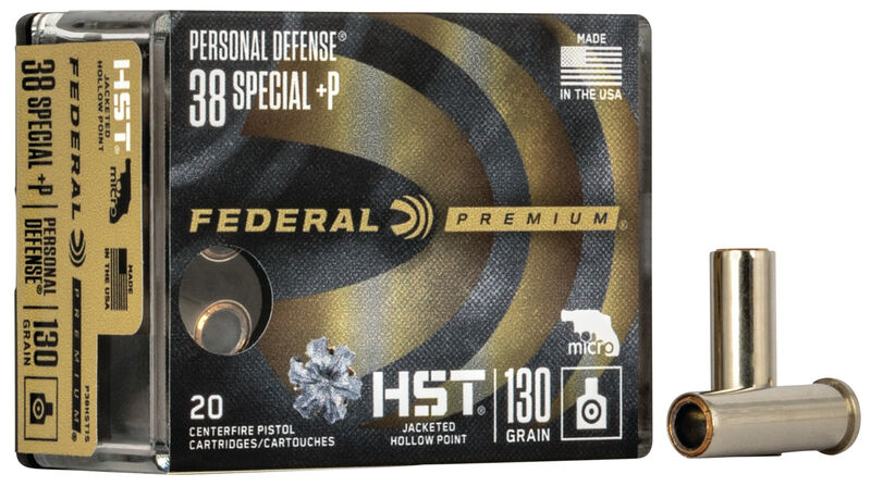 Buy Personal Defense HST Micro for USD 29 95 | Federal Premium
