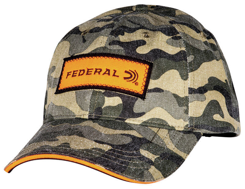 Federal Retro Camo Hat
