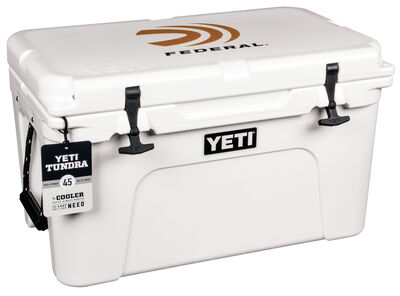 Federal/Yeti Tundra Cooler