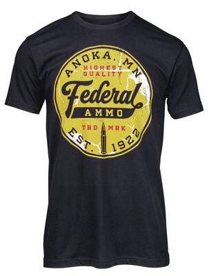 Federal Vintage Ammo Box T-Shirt