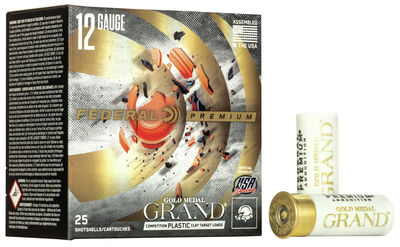 Gold Medal Grand Plastic