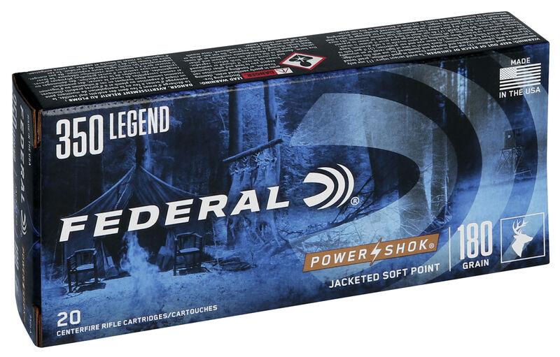 Power-Shok Rifle