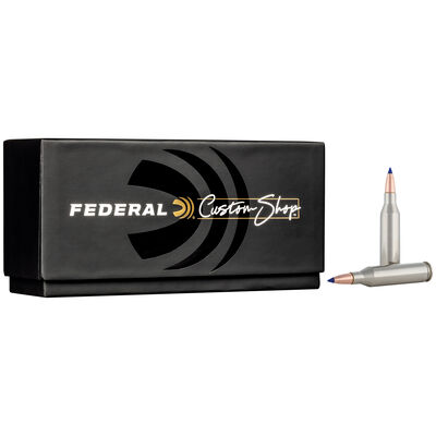 Custom Rifle Ammo 243 Win