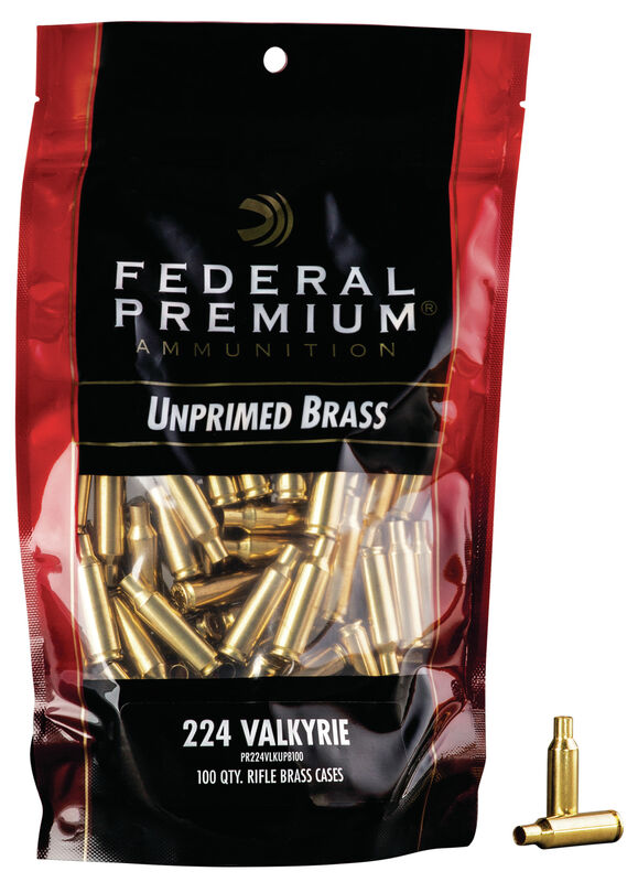 Unprimed Brass-Rifle
