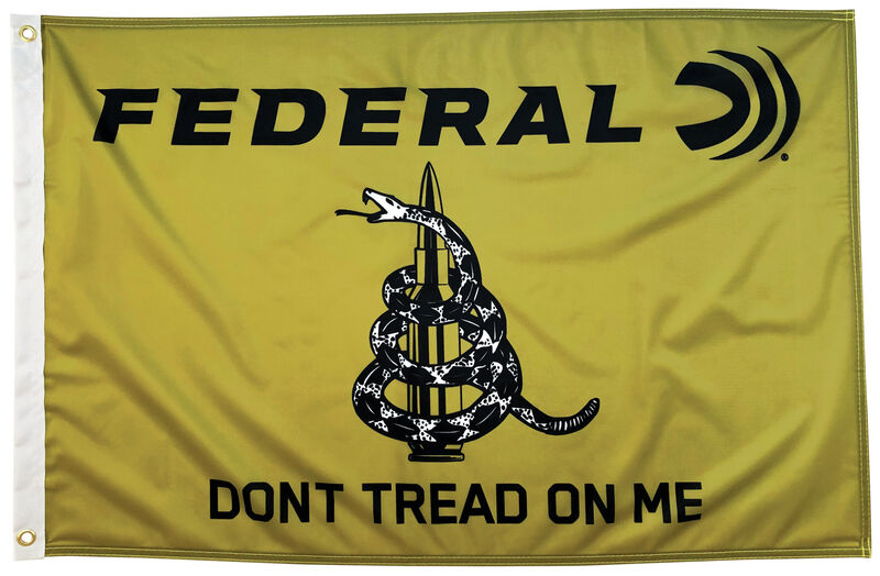 Federal Dont Tread Flag