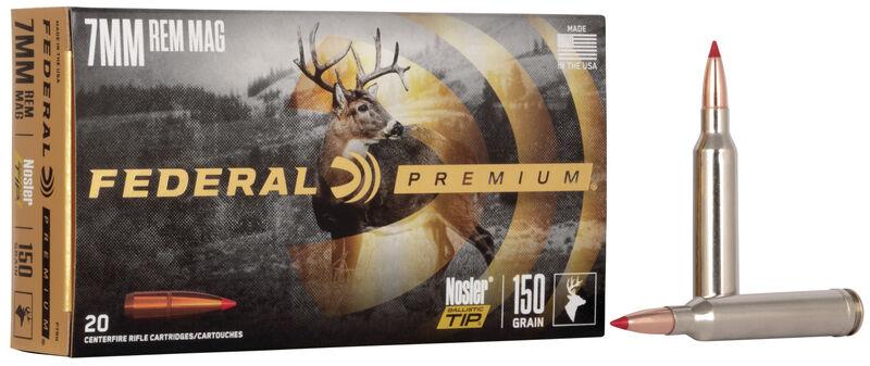 Buy Nosler Ballistic Tip Hunting for USD 46 95   Federal Premium