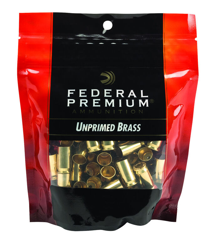 Unprimed Brass-Handgun