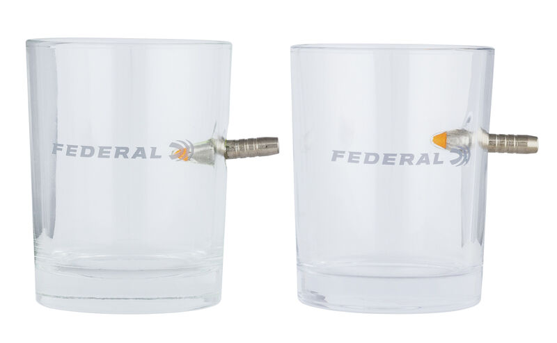 Federal Whiskey Glass Set
