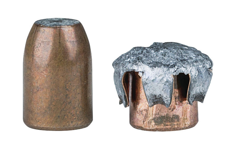 Trophy Bonded Bear Claw Handgun