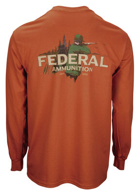 Federal Line Up The Shot Long Sleeve T-Shirt