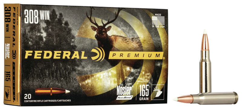 Buy Nosler AccuBond for USD 44 95 | Federal Premium