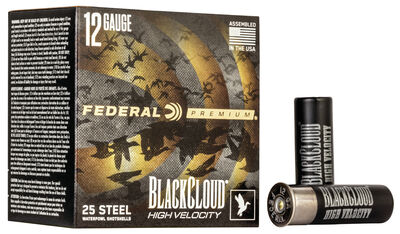 Black Cloud FS Steel High Velocity