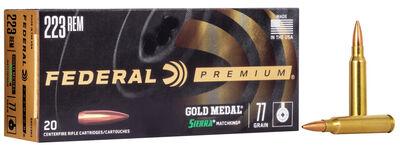 Gold Medal Sierra MatchKing