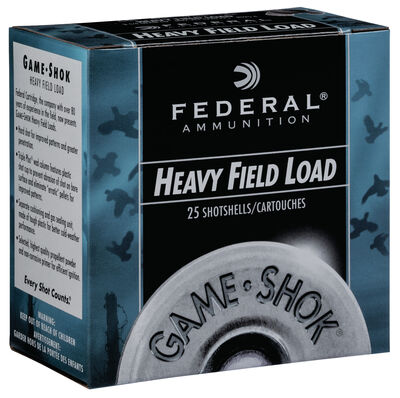 Game•Shok Upland Heavy Field