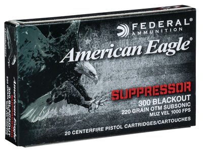 American Eagle Rifle Suppressor
