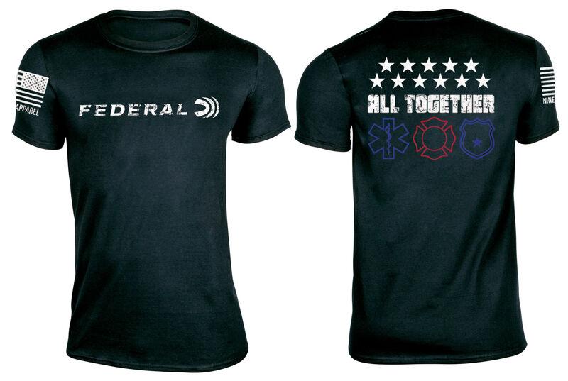 Federal First Responder T-Shirt