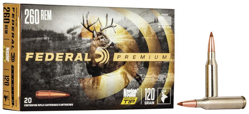 Buy Nosler Ballistic Tip Hunting for USD 41 95   Federal Premium