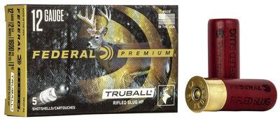 TruBall Rifled Slug