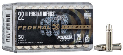 Personal Defense Punch Rimfire